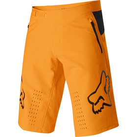 Fox Defend Shorts Men, atomic orange